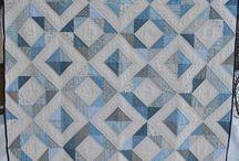Quilts-Blue