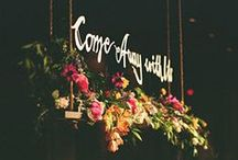Elopement Wedding / by Ana A
