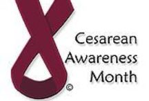 Cesarean and VBAC Info / Information to prepare for and heal from a cesarean. Planning a birth after a cesarean. VBAC.