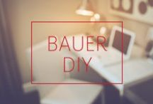 Bauer DIY / DIY crafts, meals and hacks for business students and professionals.