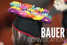Bauer Convocation / Convocation photos, grad cap inspiration & more