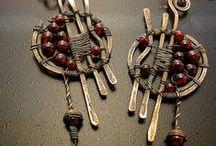 Korvakorut - earrings / Korvakoruideoita