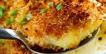 Food // Vegetarian Meals / Vegan and Vegetarian recipes