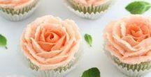 Food // Cupcakes / Cupcake recipes
