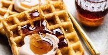 Food // Breakfast / Breakfast Recipes
