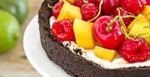 Food // Just Desserts / Delicious dessert recipes