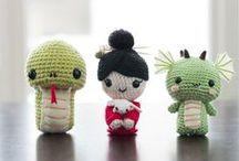 Crochet-Amigurumi / by Vicki Dowling