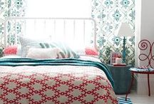 Bedrooms to love  / I want to re-do my master bedroom. Here's some great ideas on where to start!