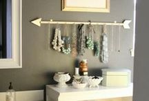 DIY and great ideas!  / by Kristen Smith Chumley
