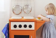 little play: kitchens