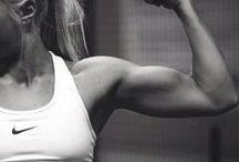 get fit / by Haley Staffon