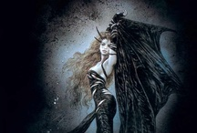 Art - Luis Royo / Best known for his fantasy illustrations / by Marti is YarleysGirl
