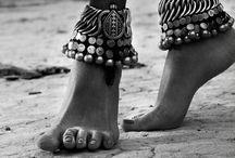 Attire For Feet / by Elizabeth Ketzler-Naughton