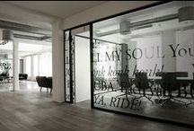Interior | Office design / by Design Time