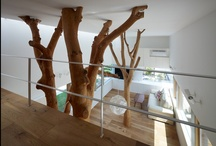 Abitare / Living spaces. Architecture, interiors, gardens. / by A. Cucchiero