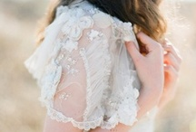Gowns - petals, flowers, and ruffles and more