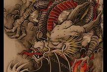 Year of the Dragon / My Chinese Zodiac..