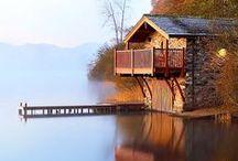 Architechure On The Water / by Elizabeth Ketzler-Naughton