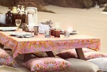 picnic / Gorgeous outside eating spaces. Just bring the basket of food.