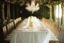 Table Design / by Elizabeth Ketzler-Naughton