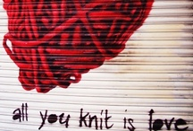 knitting 2 / by Denise Biasiol