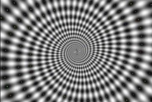 Illusioni ottiche / Optical illusions / by A. Cucchiero