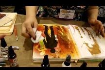 Art / Creativity - Dyan Reaveley: Dylusions / by Marti is YarleysGirl