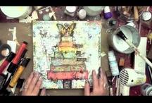 Art / Creativity - Christy Tomlinson / by Marti is YarleysGirl