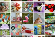 Art / Creativity / Craft - Fabric & Plastic / Sewing, painting... anything having to do with fabric and plastic crafts / by Marti is YarleysGirl