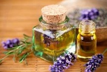Aromatherapy / Essential Oils / Smell-goods for the soul!   / by Marti is YarleysGirl
