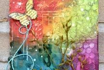 Art / Creativity - Tattered Angels / by Marti is YarleysGirl