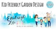 DESIGN: Garden design for Kids / Creating a space for the kids and us in our small Edinburgh garden