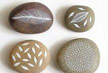 Steine // Stones / Schöne Steine, Fundstücke, lustige Steine, Steinkunst / Kunst aus Stein(en), Mineralien, Halbedelsteine, Edelsteine, Schmuck aus Steinen ...