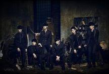 KPOP Teaser & Jacket Photos / Group name // Album // Member name
