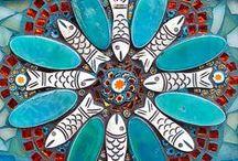 """Mint // Türkis // Aqua / Die Farben des Meeres. Alles was ins Farbspektrum von Mint bis Türkis und Aqua passt. Warum gerade diese Farbwelt? Weil es """"meine"""" Farben sind :-) Love it."""