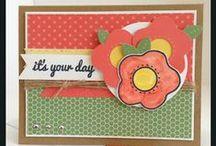 Cards Paper Pumpkin