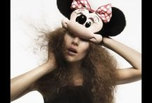 Mickey & Minnie / by Claire Meskell