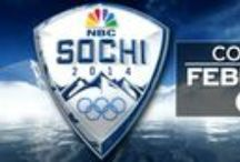 Sochi 2014 Winter Olympic Games / by wcnc