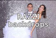 Capture RAZZI Backdrops