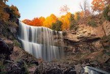 Bucket List - A List - August - Travel - Niagara!!! / by Georgie Kearns
