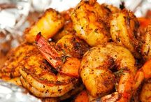 seafood - recipes / by karen