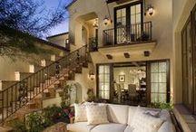 Bucket List - Beach House - Courtyard Rear / by Georgie Kearns