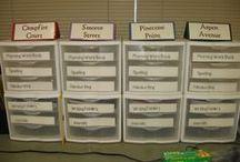 Teach: Classroom Setup / Seating arrangements, classroom design, and more!