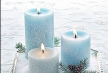 Candles / Candle making, Candle holders &  centerpieces  / by Jean Smith