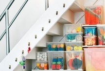 Sharp Organizing Solutions