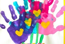 Mother's Day / Celebrate Mom this Mother's Day with Mother's Day crafts, DIY gifts, and mementos for Mom!