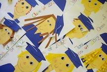 Graduation for Kindergarten / Kindergarten graduation ideas, crafts, and special way to celebrate your kindergartener!