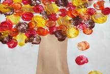 Fall / Crafts and art projects for Fall. Fall snack ideas, decoration inspiration, and Fall classroom party idea!