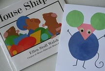 shapes / Ideas, crafts and resources to teach shapes in kindergarten and the early grades.
