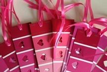 Valentine's Day / DIY Valentine ideas, Valentine's Day crafts, and fun Valentine's Day gifts for kids to make and give!
